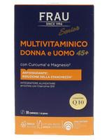 Multivitaminico Donna E Uomo 45 + Frau 30 Compresse