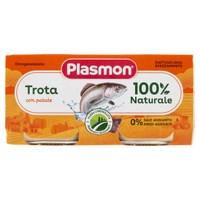 Omogeneizzat Plasmon Trota / verdure