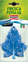 Profumatore Auto Ocean Fresca Foglia Arexons
