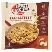 Tagliatelle Ai Funghi Porcini E Champignon 4 Salti In Padella Findus