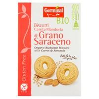 Biscotti Carota Senza Glutine Biogerminal