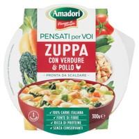 Zuppa Verdure E Pollo Fatti Per Voi