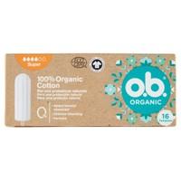 Tamponi Organic Super O.B.