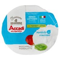 Mozzarella Accadi ' alta Digeribilita '