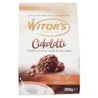 Biscotti Ciokolotti Fondente Witor ' s