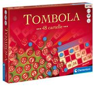 Tombola Babbo Natale Clementoni Con 48 Cartelle + 6