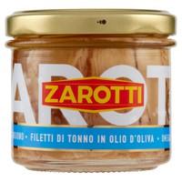 Filetti Di Tonno In Vetro Zarotti
