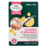 Gambo D ' ananas L ' angelica 12 Bustine