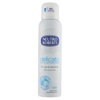 Deodorante Spray Neutro Roberts Delicato Extra Protezione