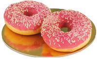 Donut Alla Fragola
