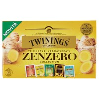 Zenzero Collection Twinings