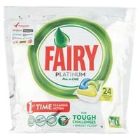 Detergente Per Lavastoviglie Al Limone Fairy Platinum