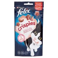 Snack Per Gatti Salmone / trota Felix Crispies