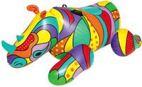 Cavalcabile Rinoceronte Pop Art Barcellona