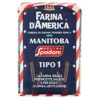 Farina Di Manitoba Tipo 1 Molino Spadoni