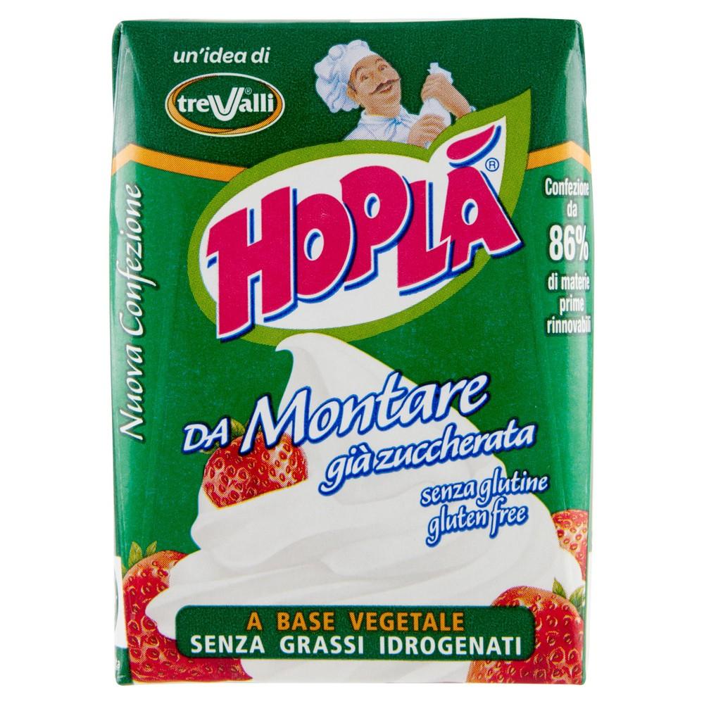 HOPLA'DA MONTARE