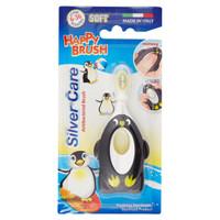 Spazzolino Baby Silver Care Pinguino
