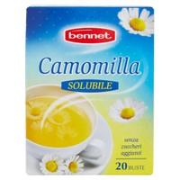 Camomilla Solubile Estratto Solubile Zuccherato Bennet Conf . Da 20 Bus