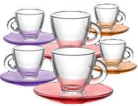 6 Tazzine Da Caffe'