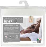 Copriguanciale Cm50x80 Con Fodera Trattamento Silver Antibatterico