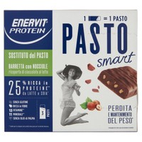 Barrette Sostitutive Pasto Con Nocciola Enervit Protein