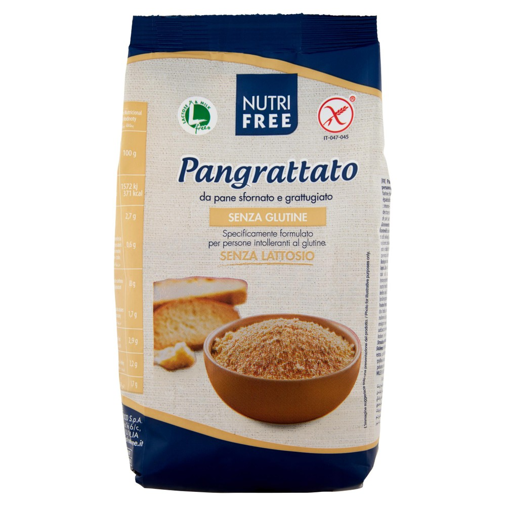 SG-N/FREE PANGRATTATO