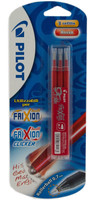 3 Refil Frixion Rosso