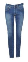 Jeans Uomo Elasticizzato Con Zip 58 Carrera