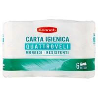 Carta Igienica 4 Veli Bennet