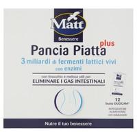 Pancia Piatta Plus Matt , 12 Bustine