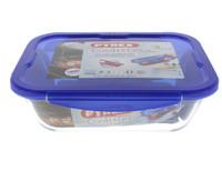 Contenitore Vetro Pyrex Cook & go Cm . 31 x 23 L . 3 , 4