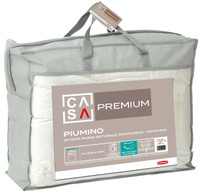Piumino 1 Pz/2 Cm205x200 Imbottitura 80%piumino-20%piuma Casa Premium