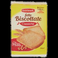 Fette Biscottate Classiche Bennet 4 Conf . Da 10