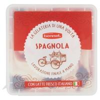 Vaschetta Gelato Spagnola Bennet