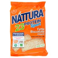 Fette Biscottate Integrali Protein Sport Nattura