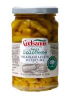 Melanzane A Filetti E Curcuma Coelsanus