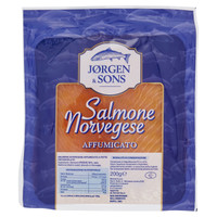 Salmone Norvegese Jorgen & Sons