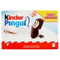 Kinder Pingui ' Cioccolato 8 Da Gr . 30