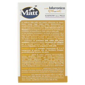 MATT AC.IALU/Q10/VIT.C