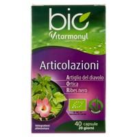 Articolazioni Bio & vegan Vitarmonyl 40 Capsule