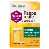 Pappa Reale + Vitamina C Nectar Royal 30 Capsule