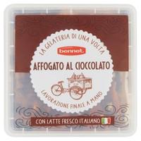 Vaschetta Gelato Affogato Al Cioccolato Bennet