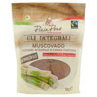 Zucchero Integrale Muscovado Fairtrade