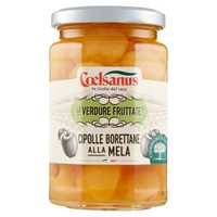 Cipolle Borettane Alla Mela Le Verdure Fruttate Coelsanus
