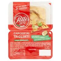 Carciofi Tagliati Polli In Vaschetta