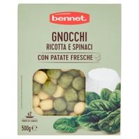 Gnocchi Ricotta E Spinaci Bennet