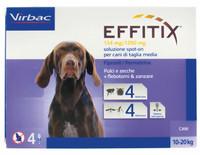 Effitix Antiparassitario Cani 10 / 20 kg