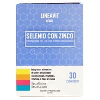 Newit Selenio Con Zinco Lineawit Radiumfarma Benessere 30 Compresse