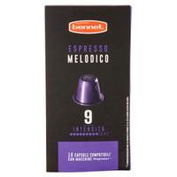 Capsule Caffe ' Melodico X 10 Bennet
