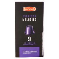 Capsule Caffe' Melodico X10 Bennet
